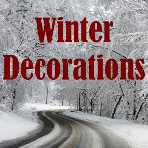 Winter Decorations